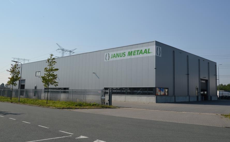 Metalen displays en halffabricaten Janus Metaal Tilburg